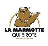 La Marmotte qui sirote